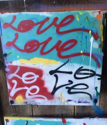 G Love Painting October 2017 #24