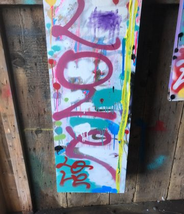 G Love Painting October 2017 #27