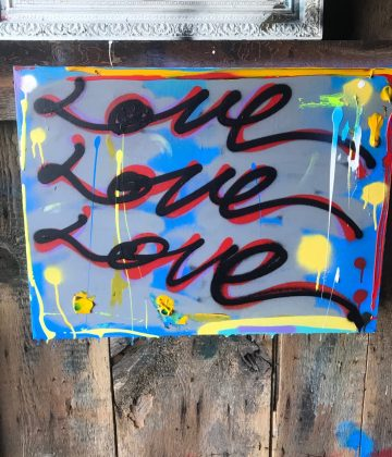 G Love Painting October 2017 #28