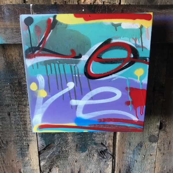G Love Painting October 2017 #31