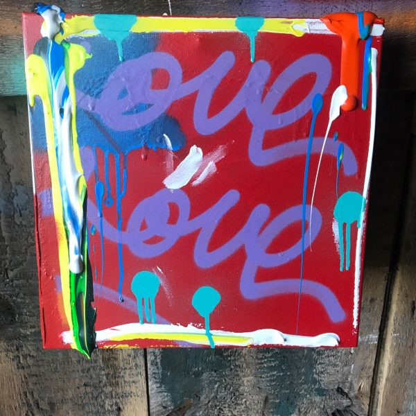 G Love Painting October 2017 #32
