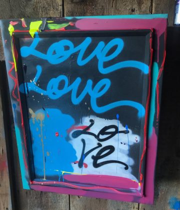 G Love Painting October 2017 #34
