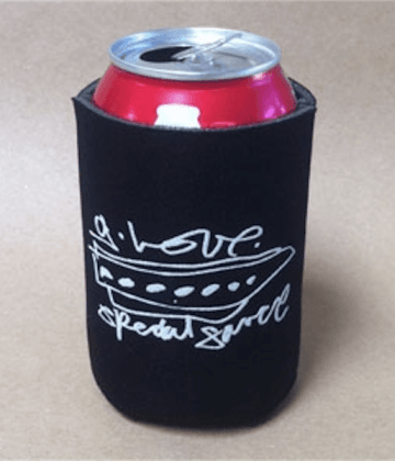 g love koozie
