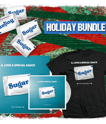 holiday bundle sugar cd vinyl